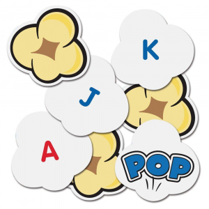 Popcorn cu litere [1]
