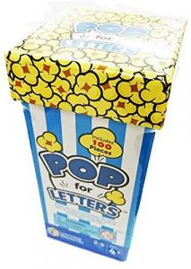 Popcorn cu litere [0]