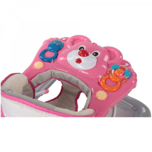 Premergator Ursulet - Sun Baby - Roz cu Gri [3]