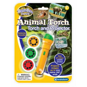 Proiector animale salbatice Brainstorm Toys E20120