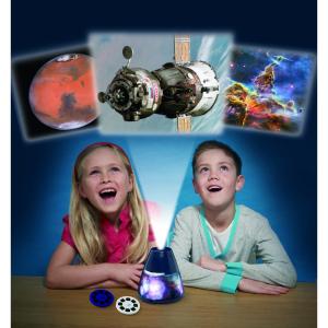 Proiector camera Imagini Spatiale Space Explorer Brainstorm Toys E20053