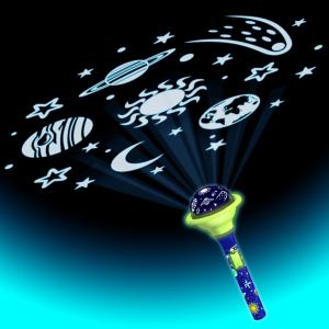 Proiector corpuri ceresti si navete spatiale The Original Glowstars Company B85013