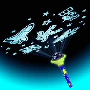 Proiector corpuri ceresti si navete spatiale The Original Glowstars Company B85014