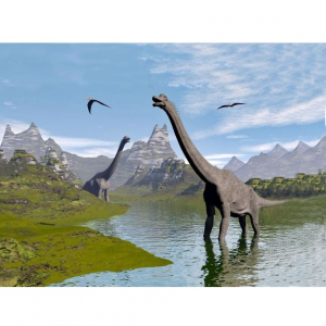 Proiector cu Dinozauri si Lampa de Veghe Brainstorm Toys E20463