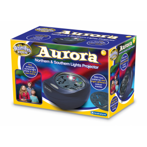 Proiector lumini Aurora boreala si australa Brainstorm Toys E20249