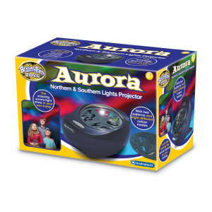 Proiector lumini Aurora boreala si australa Brainstorm Toys E20248