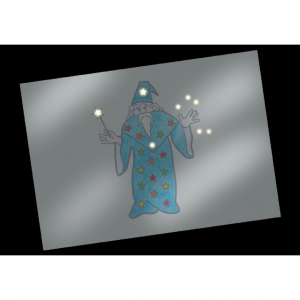 Proiector pentru desen cu pix fosforescent inclus The Original Glowstars Company B8504 [5]