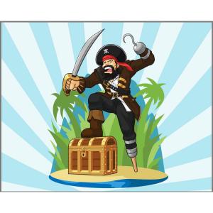 Proiector pirati Brainstorm Toys E20584