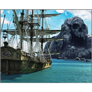 Proiector pirati Brainstorm Toys E20585
