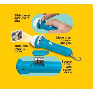 Proiector rechini Brainstorm Toys E20315