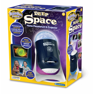 Proiector si planetariu Deep Space Brainstorm Toys E20001