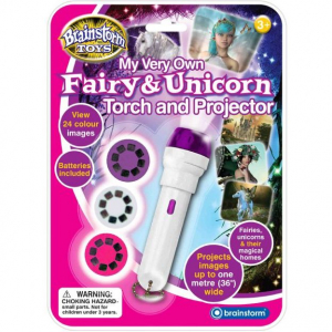 Proiector zane si unicorni Brainstorm Toys E20420