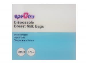 Pungi stocare lapte matern cu fermoar (30 buc.)0
