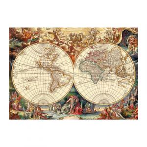 Puzzle - Harta istorica (1000 piese)1