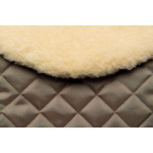 Sac de iarna Lambette Exclusive N61 din lana oaie Womar Zaffiro AN-SW-612