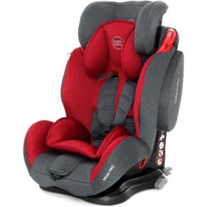 Scaun auto cu Isofix Salsa Pro - Coto Baby - Melange Rosu2