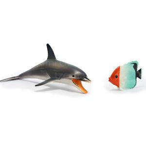 Set 2 figurine - Delfin si Peste1