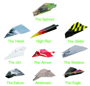 Set avioane din hartie1