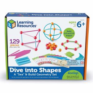 Set constructie - Forme 3D2