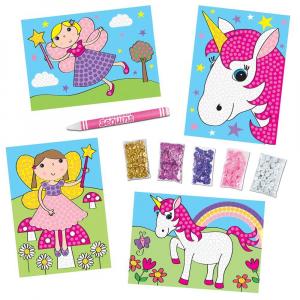 Set creativ - Zane si unicorni2