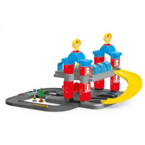 Set de constructie - Garaj cu 2 niveluri0
