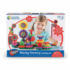 Set de constructie - Gears! Wacky Factory0