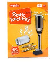Set experimente - Electricitate statica0