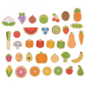 Set magnetic - Fructe si Legume0