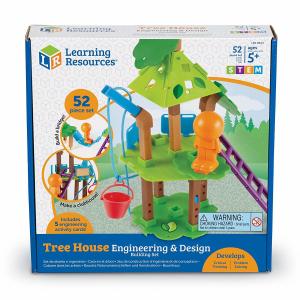 Set STEM - Casuta din copac3
