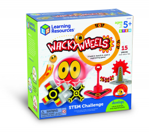 Set STEM - Wacky Wheels2
