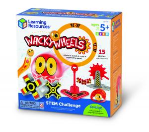 Set STEM - Wacky Wheels1