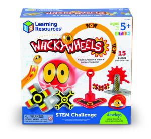 Set STEM - Wacky Wheels0