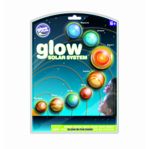 Sistem solar fosforescent The Original Glowstars Company B85000