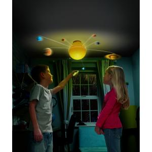Sistem solar luminos cu telecomanda Brainstorm Toys E20023