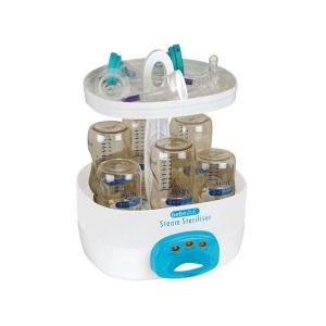 Sterilizator electric cu aburi 6 biberoane Espresso BebeduE BD801011