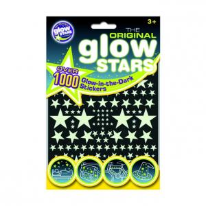 Stickere 1000 stele fosforescente The Original Glowstars Company B8002 [0]