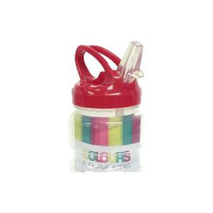 Sticla cu pai Colours and Flavours BebeduE BD802211