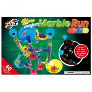 Super Marble Run - Set reflectorizant - 60 piese0