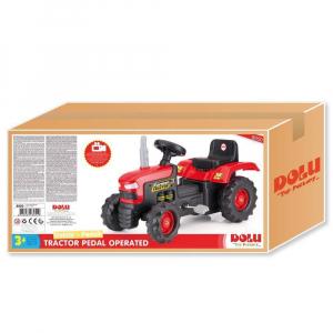 Tractor cu pedale0