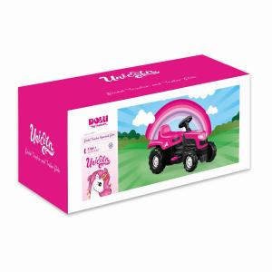 Tractor cu pedale - Unicorn0