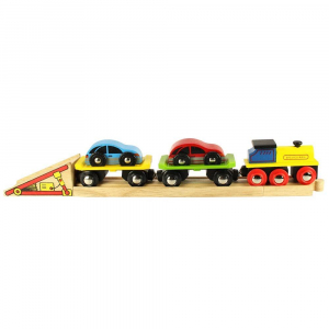 Trenulet cu platforma auto1