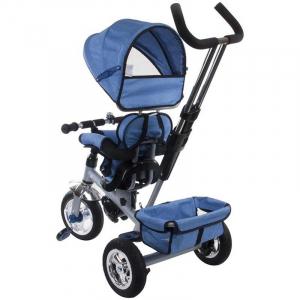 Tricicleta Confort Plus - Sun Baby - Melange Albastru5