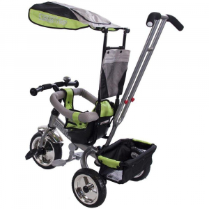 Tricicleta Lux - Sun Baby - Verde2