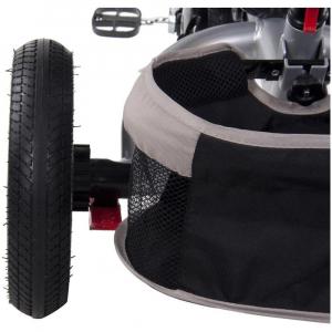 Tricicleta multifunctionala Little Tiger T400 - Sun Baby - Bej4