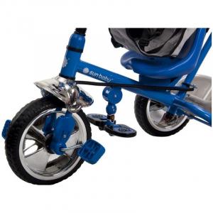 Tricicleta Super Trike - Sun Baby - Albastru3
