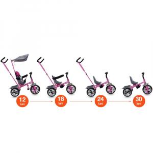 Tricicleta Super Trike - Sun Baby - Roz5