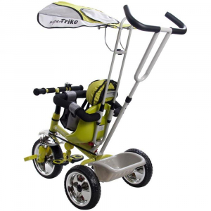 Tricicleta Super Trike - Sun Baby - Verde1