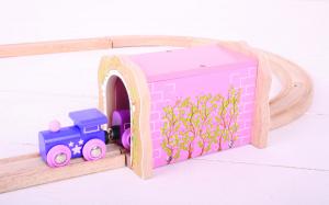 Tunel roz2
