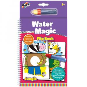 Water Magic: Carte de colorat Jungla vesela1
