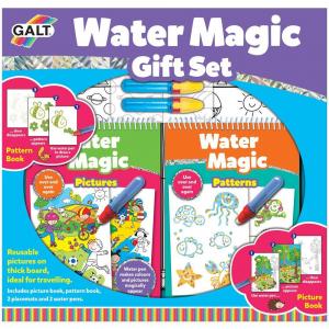Water Magic: Set carti de colorat CADOU (2 buc.)1